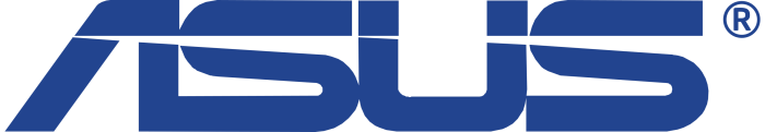ASUS logo, big, transparent, png