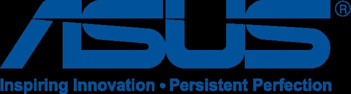 ASUS logo - inspiring innovation persistent perfection