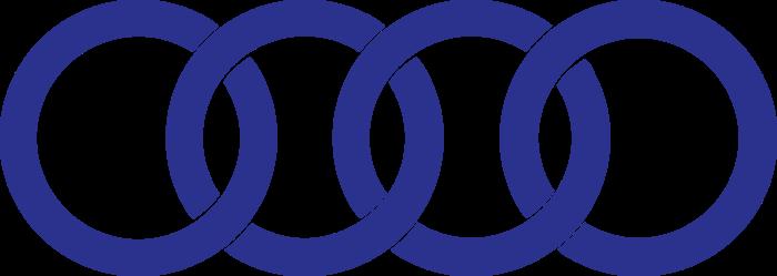 Audi badge Logo 1969