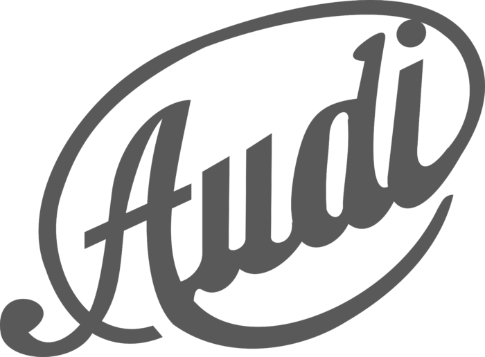 Audi pre launch Logo 1909