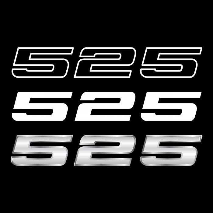 BMW 525 logo