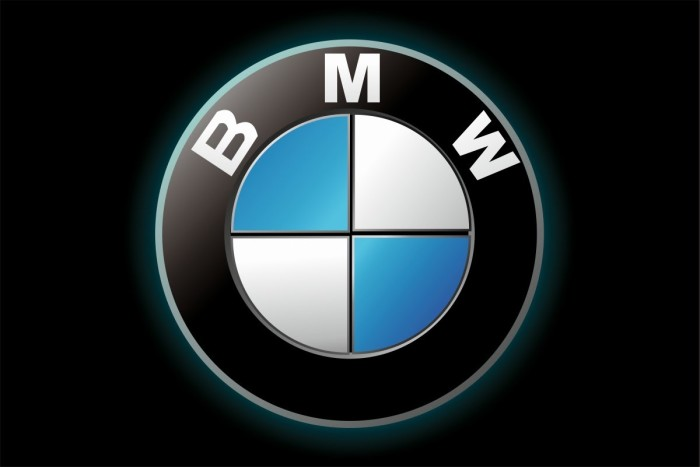 BMW dark logo