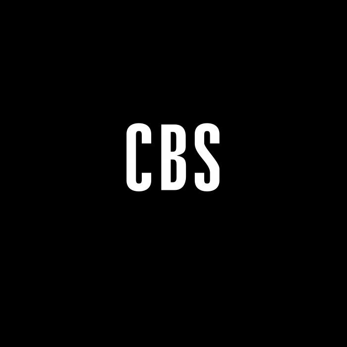 CBS logo cercle