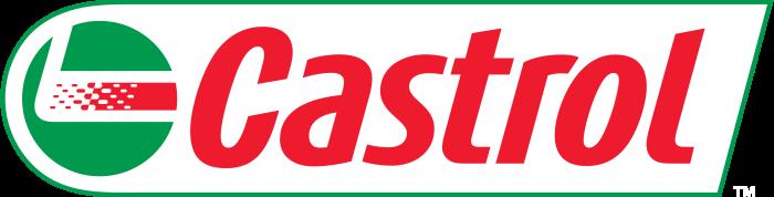 Castrol logo, 2D, transparent