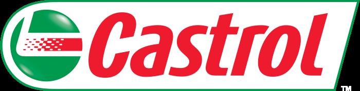 Castrol logo, 3D, transparent background