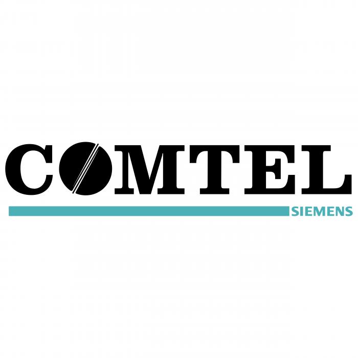 Comtel Siemens logo black