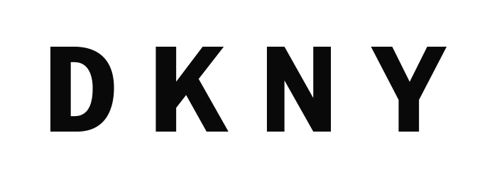 DKNY logo, new, transparent