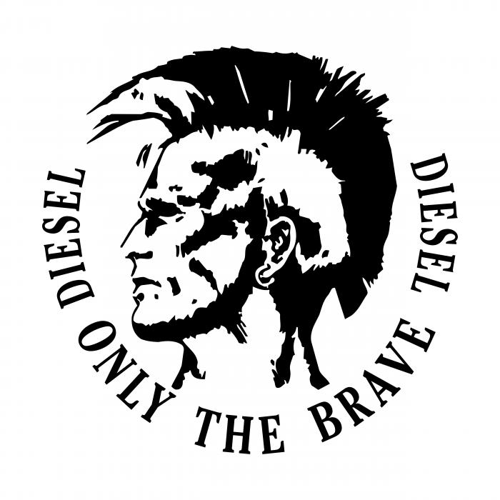 Diesel logo head