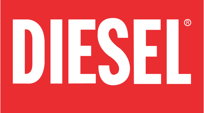 Diesel logo (red)