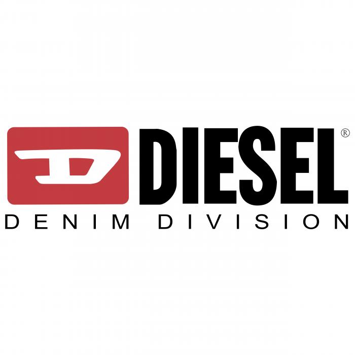 Diesel logo vision