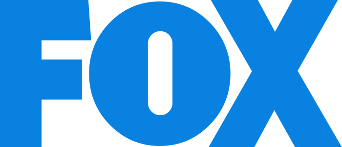 FOX logo (blue)