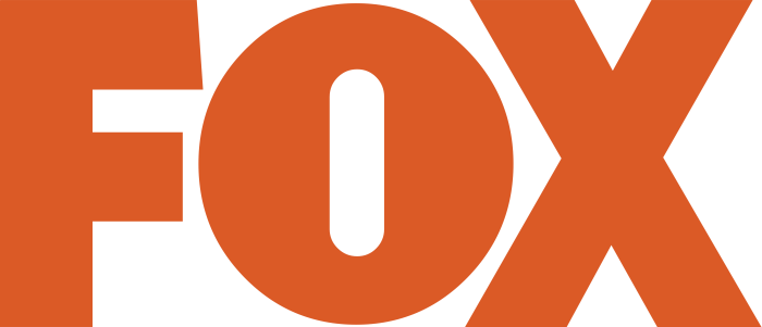 FOX logo (orange color, Latin America)