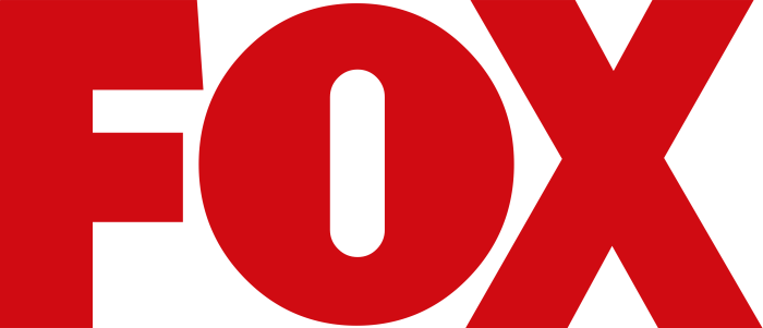 FOX logo (red, UK)