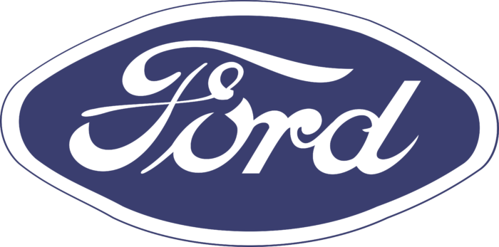 Ford Logo 1957