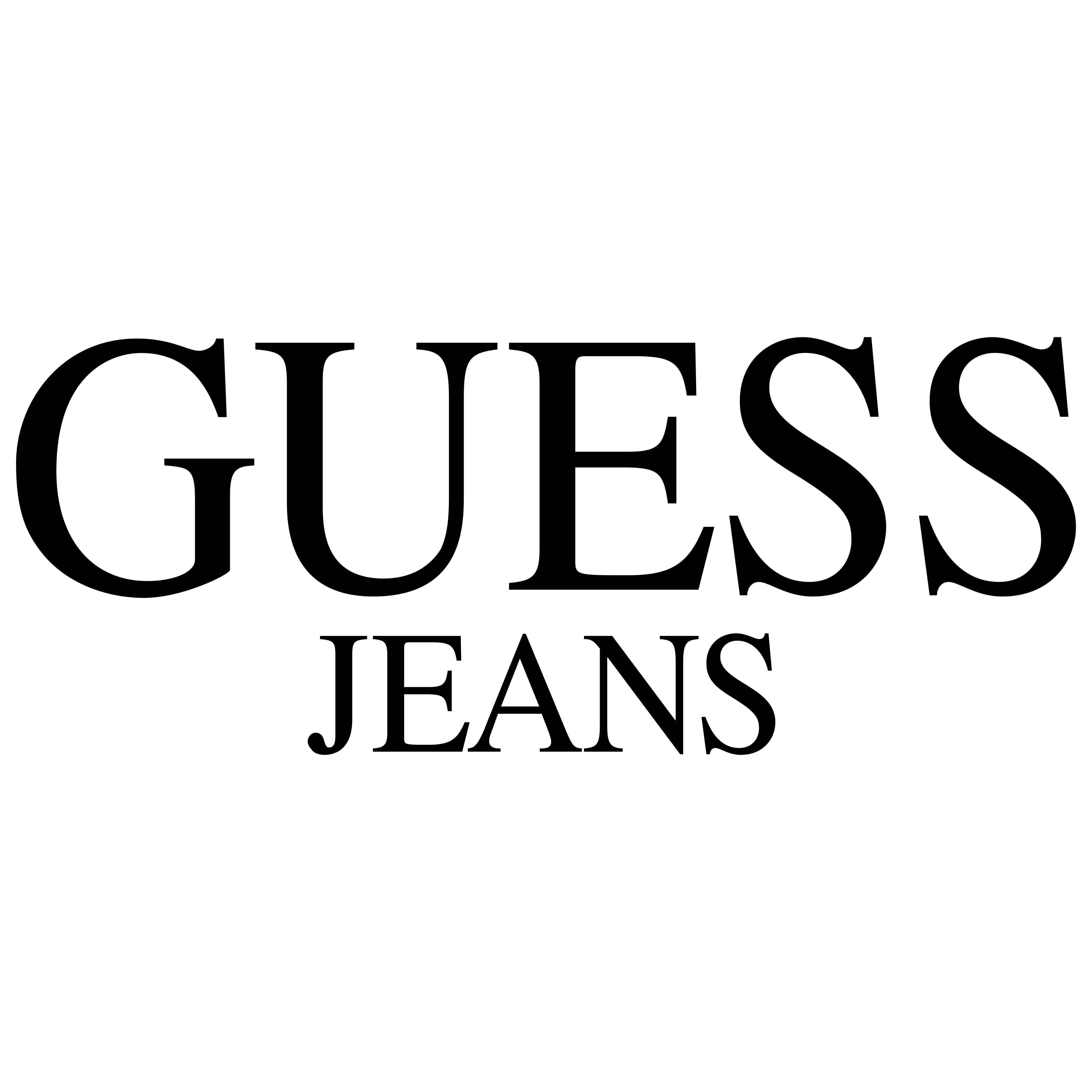 guess � logos download
