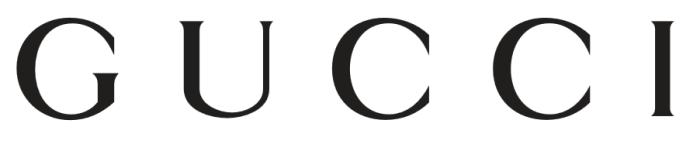 Gucci logo (white bg)
