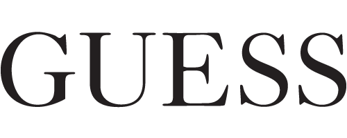Guess logo, transparent