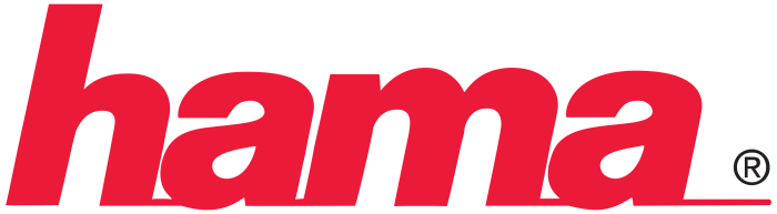 Hama logo, transparent