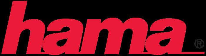 Hama logo, transparent
