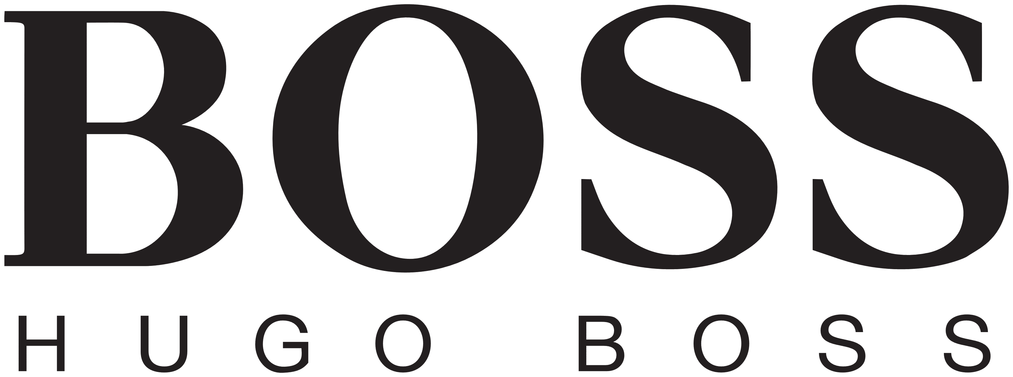 hugo boss � logos download