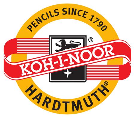 Koh-i-Noor logo, new, white bg