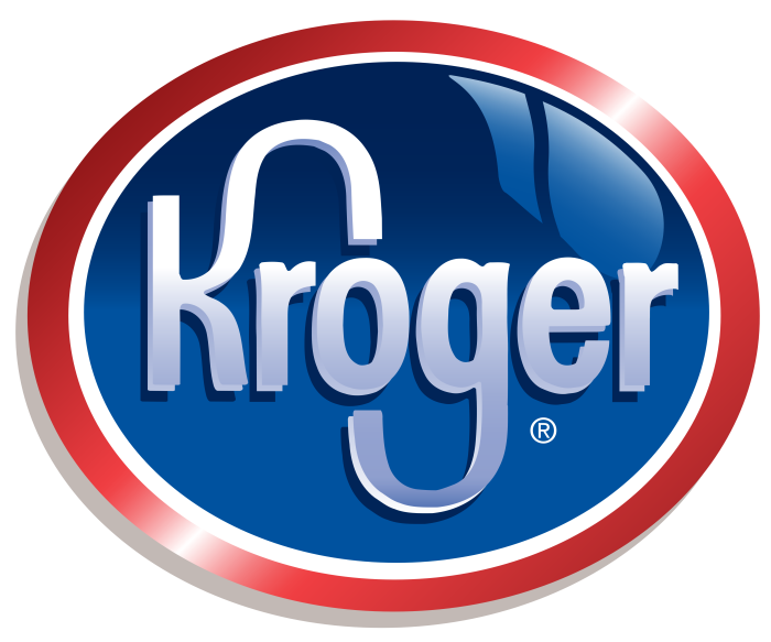 Kroger logo, transparent