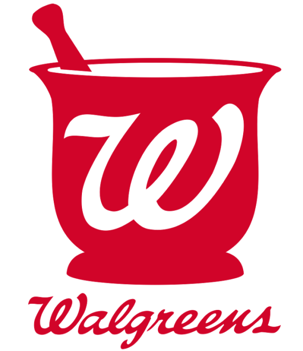Logo Walgreens W