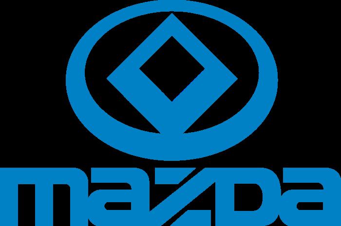 Mazda Logo 1991
