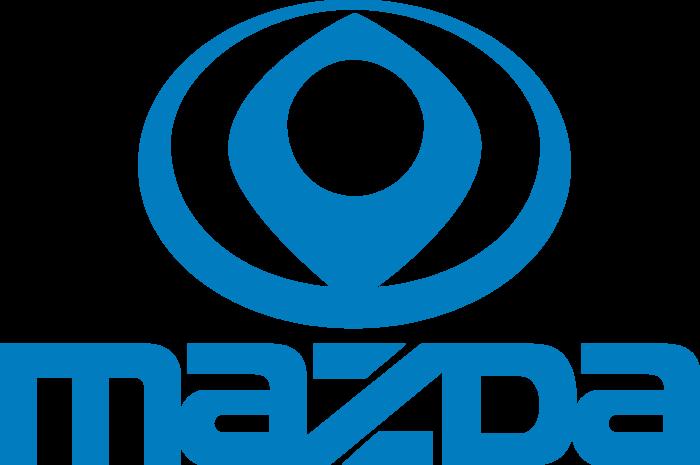 Mazda Logo 1992
