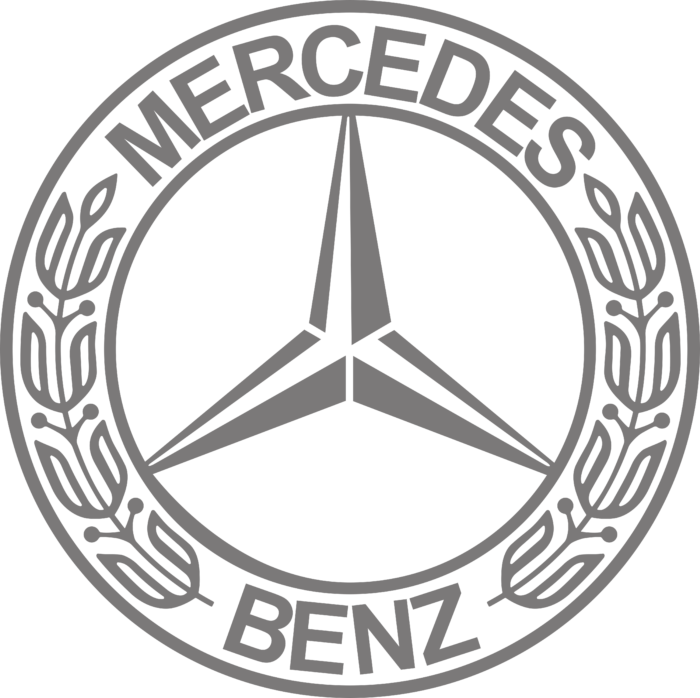 Mercedes Benz Logo 1933