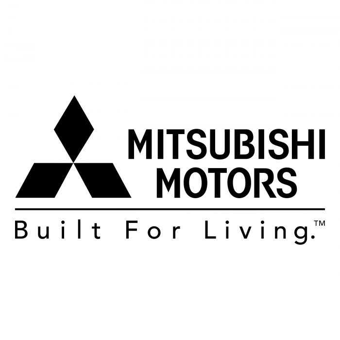 Mitsubishi Motors logo build