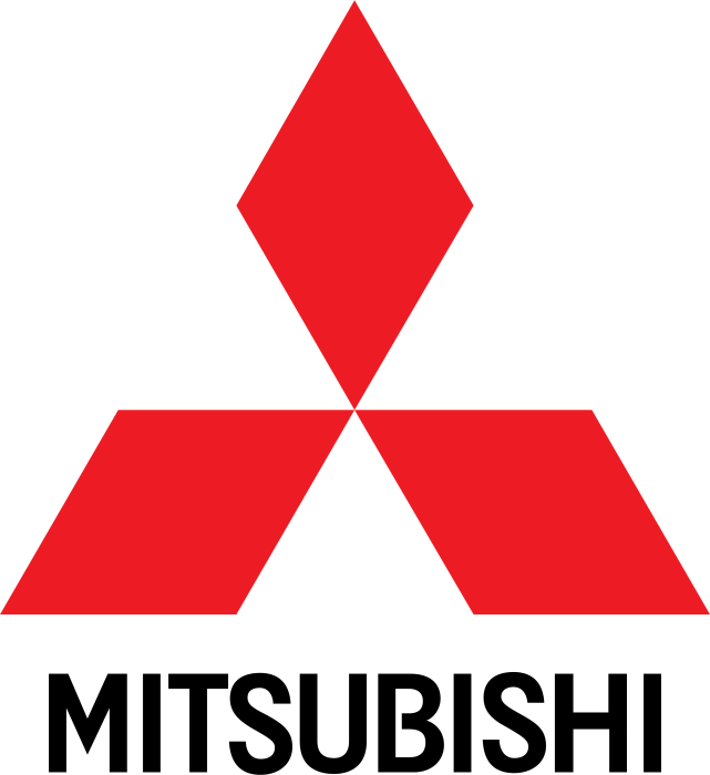 Mitsubishi logo, standart