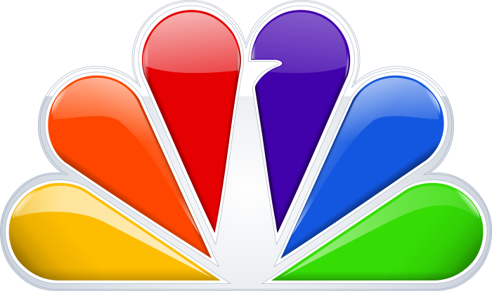 NBC logo (no letters, bright color)