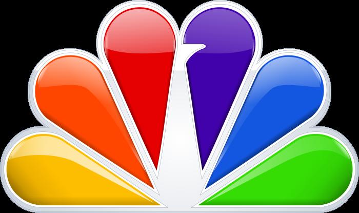 NBC logo (no letters, bright color)