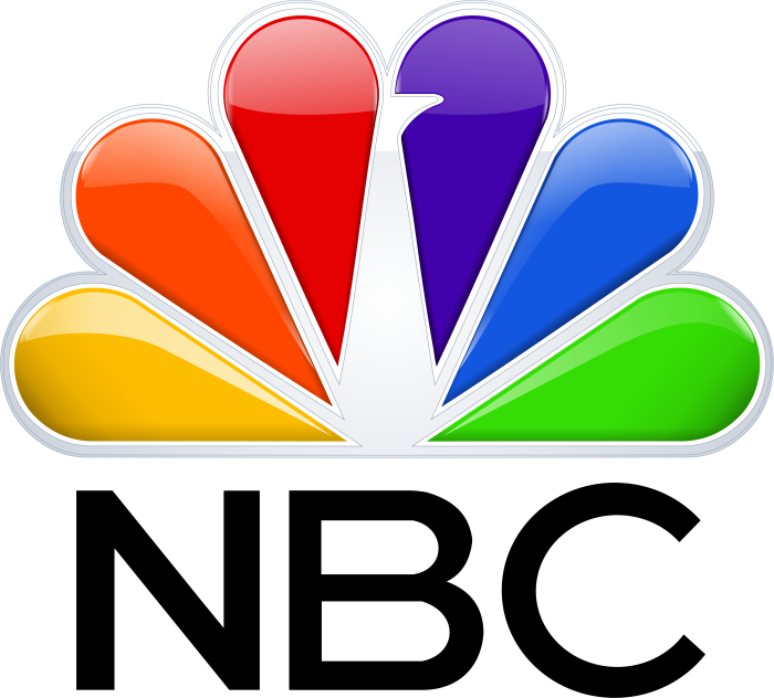 NBC logo (bright color)