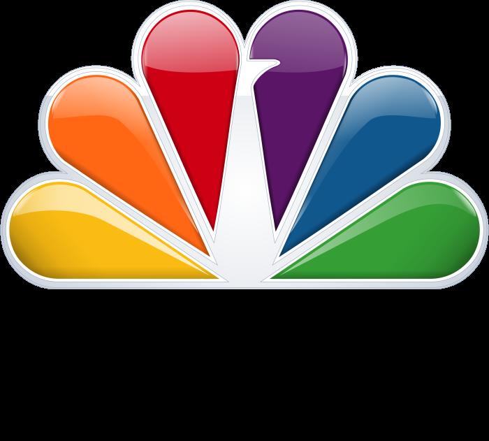 NBC logo, indent style