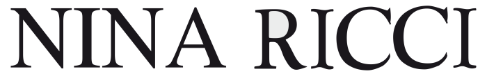 Nina Ricci logo, bold