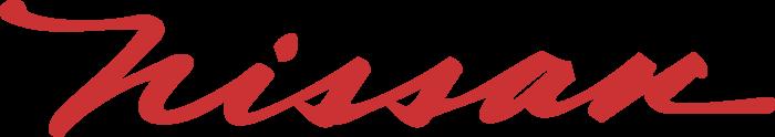 Nissan Logo 1960