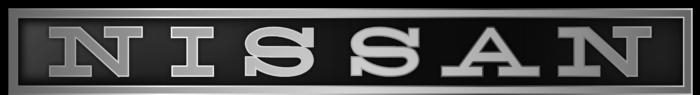 Nissan Logo 1970