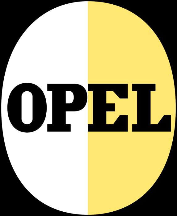 Opel Logo 1937 1950