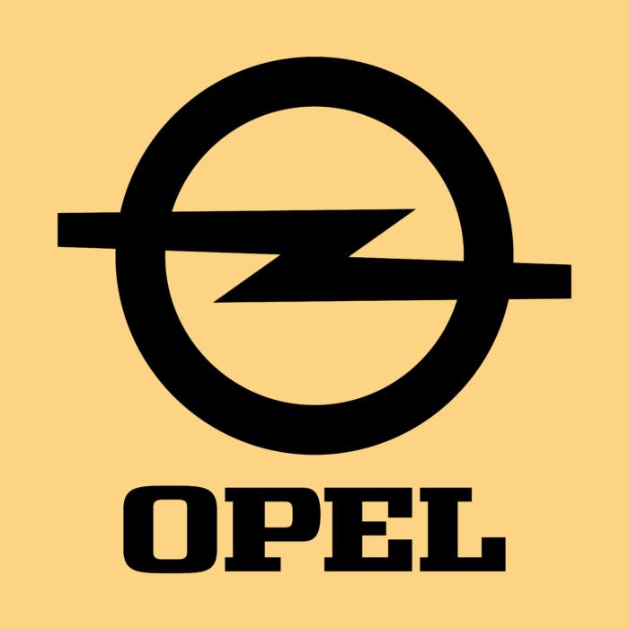 Opel Logo 1970