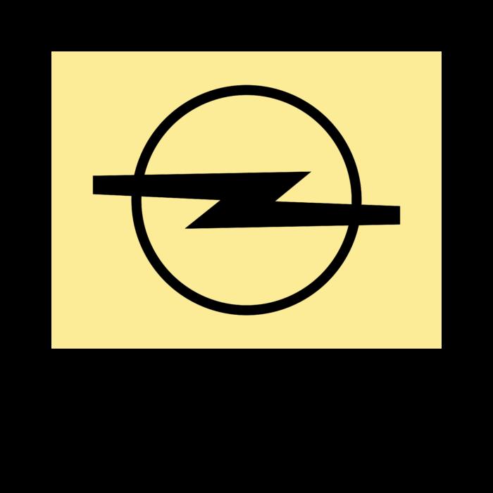 Opel Logo 1987 2002