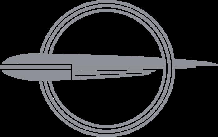 Opel badge Logo 1938 1947