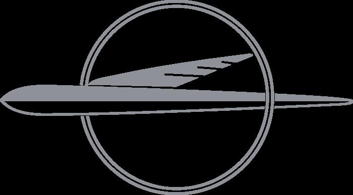Opel badge Logo 1951