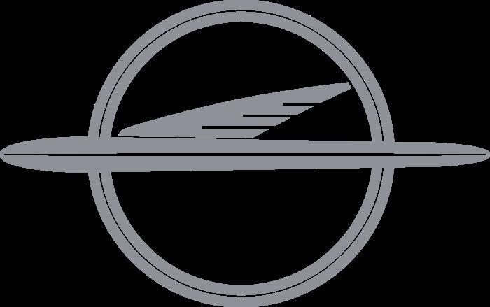 Opel badge Logo 1953