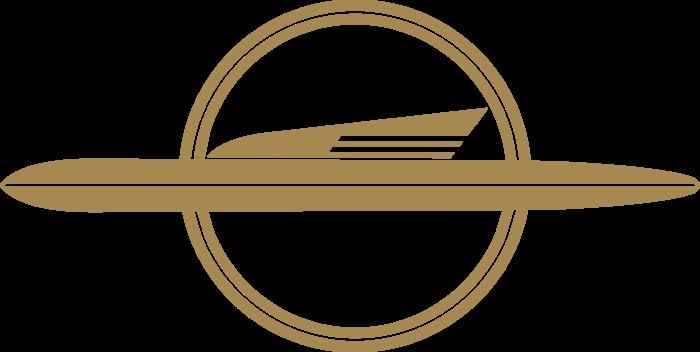 Opel badge Logo 1956