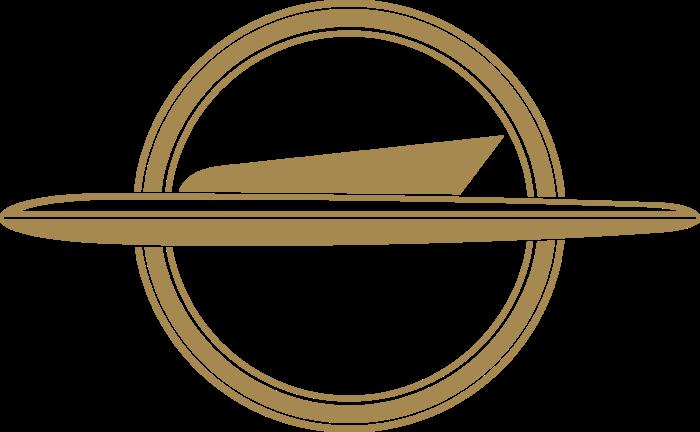 Opel badge Logo 1957