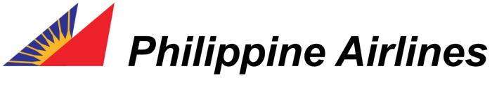Philippine Airlines logo (white background)