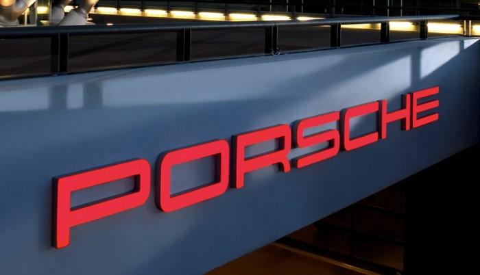 Porsche letters