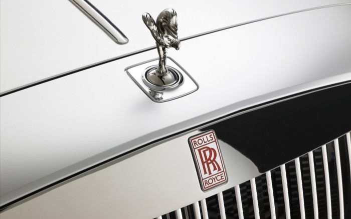 Rolls-Royce logo, car, brand, wallpaper 1920x1200